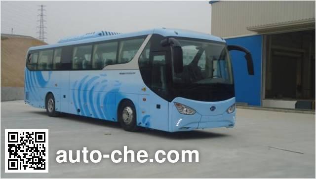 比亚迪牌CK6120LLEV1纯电动旅游客车