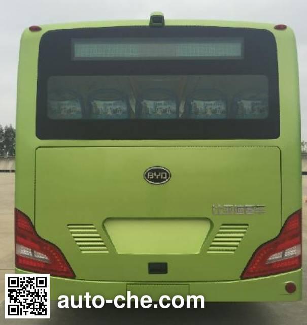BYD CK6121LGEV electric city bus