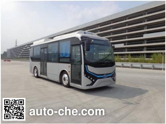 比亚迪牌CK6800LZEV2纯电动城市客车