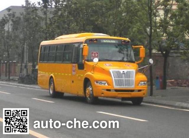 恒通客车牌CKZ6104CDX4小学生校车