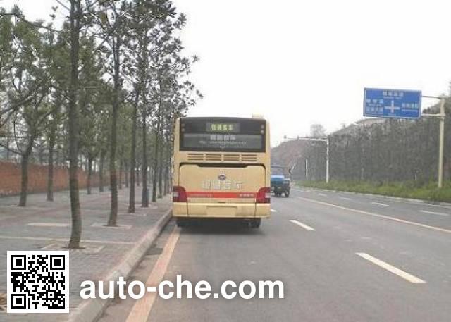 恒通客车牌CKZ6116H4城市客车