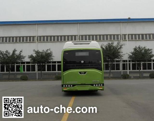 恒通客车牌CKZ6116HBEV纯电动城市客车