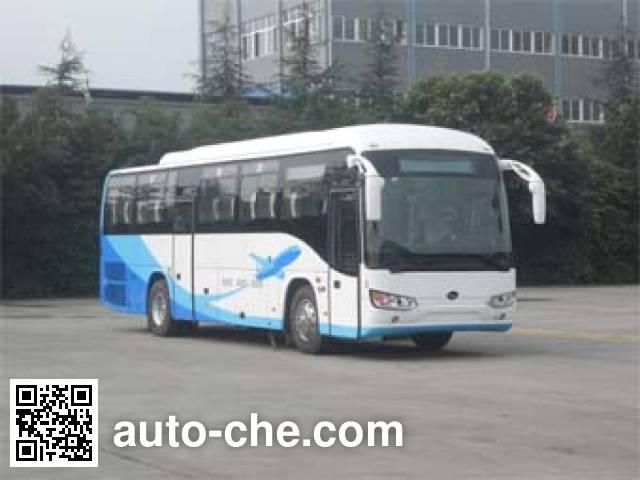 恒通客车牌CKZ6116HNB5城市客车