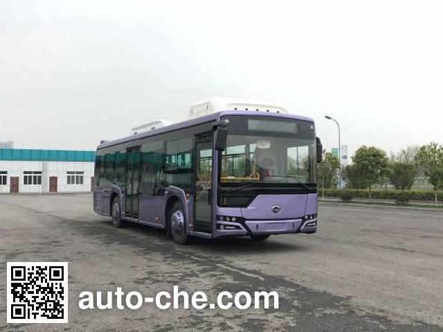 恒通客车牌CKZ6116HNHEVY5插电式混合动力城市客车