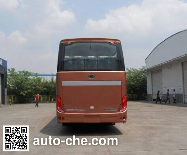 恒通客车牌CKZ6117CHBEVB纯电动客车