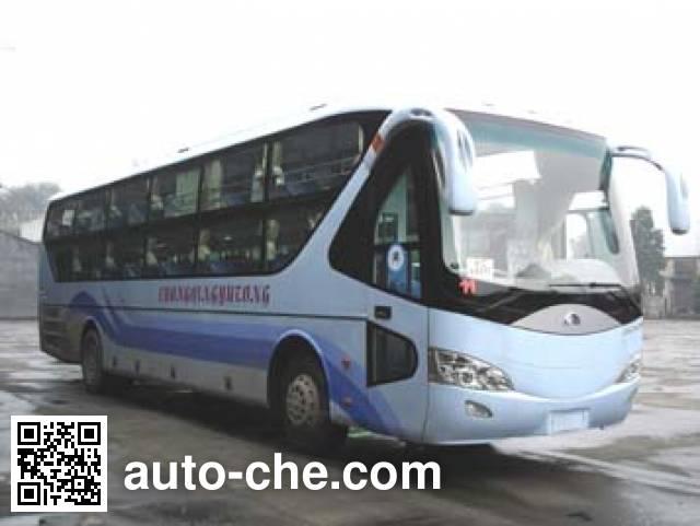 恒通客车牌CKZ6125HWA卧铺客车