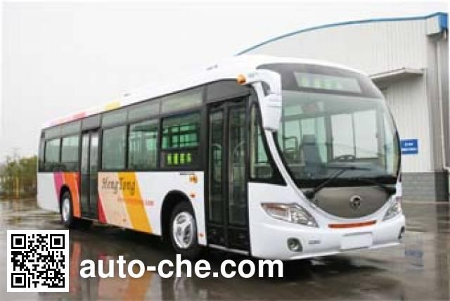 恒通客车牌CKZ6127HBEV纯电动城市客车