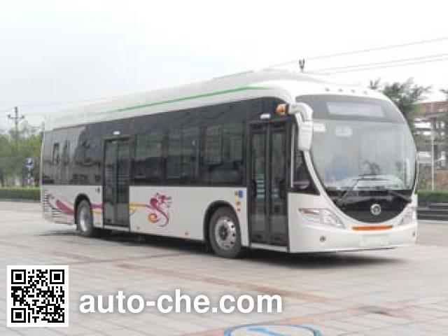 恒通客车牌CKZ6127HBEVB纯电动城市客车