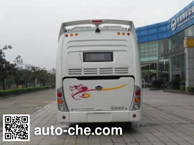 恒通客车牌CKZ6127HBEVG纯电动城市客车