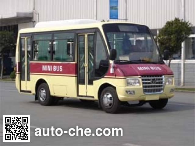 恒通客车牌CKZ6590D5城市客车