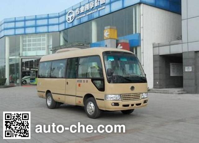 恒通客车牌CKZ6603CHBEVA纯电动客车