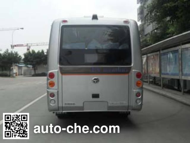 恒通客车牌CKZ6620BEV纯电动城市客车