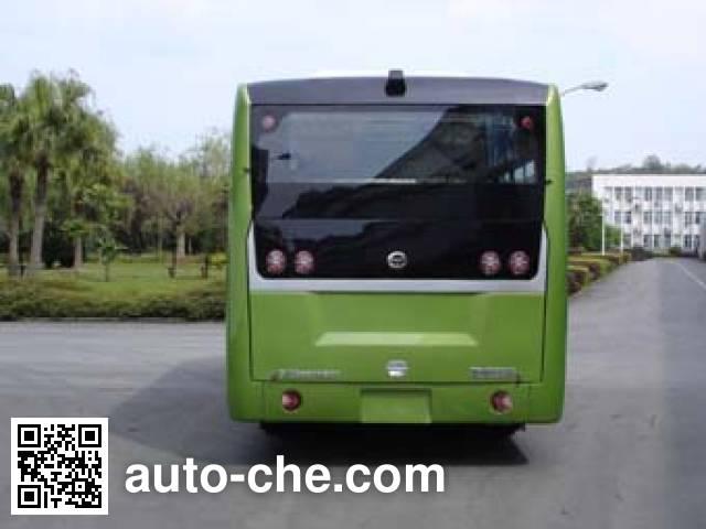 恒通客车牌CKZ6680HBEV纯电动城市客车