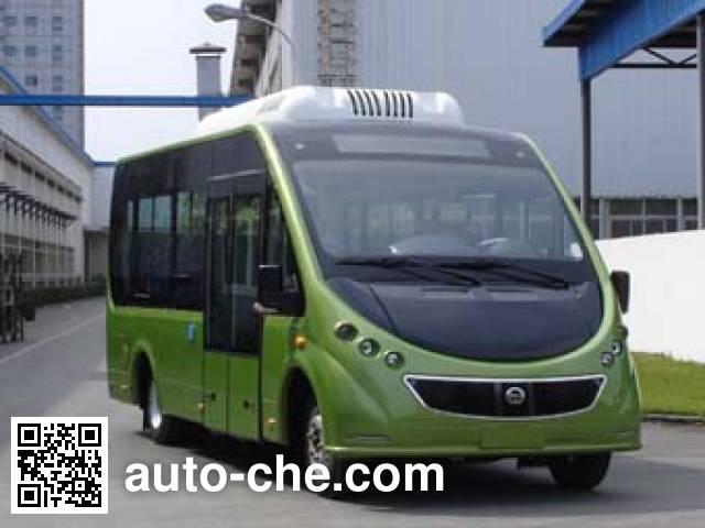 恒通客车牌CKZ6680HBEVA纯电动城市客车