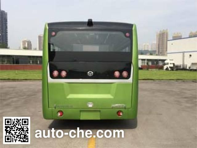 恒通客车牌CKZ6680HBEVG纯电动城市客车