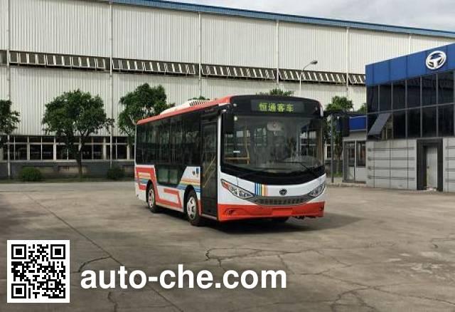 恒通客车牌CKZ6731D5城市客车