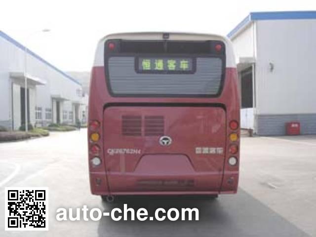 Hengtong Coach CKZ6762H4 city bus
