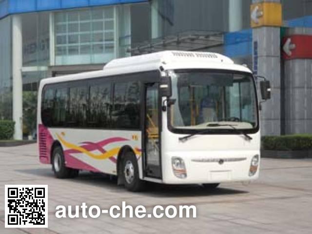 恒通客车牌CKZ6812HBEV纯电动城市客车