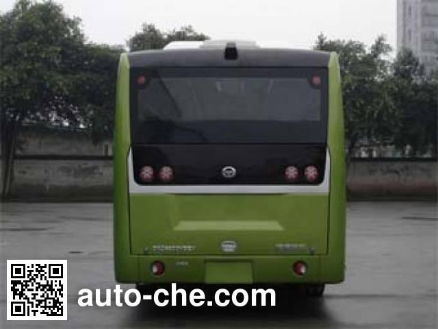 恒通客车牌CKZ6800HBEV纯电动城市客车