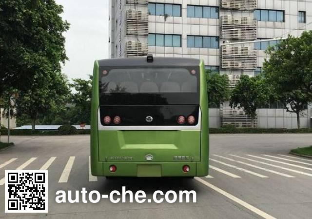 Hengtong Coach CKZ6810CHBEV electric bus