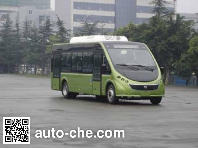 恒通客车牌CKZ6810HBEV纯电动城市客车