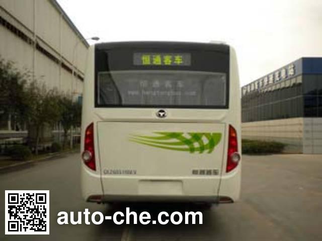 恒通客车牌CKZ6851HBEV纯电动城市客车