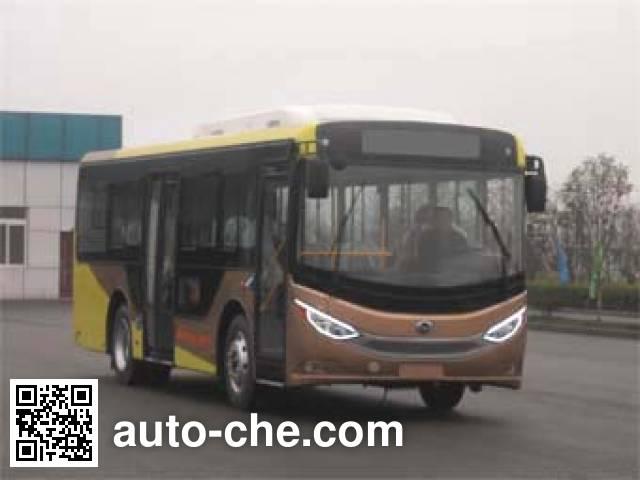 恒通客车牌CKZ6851HBEVC纯电动城市客车