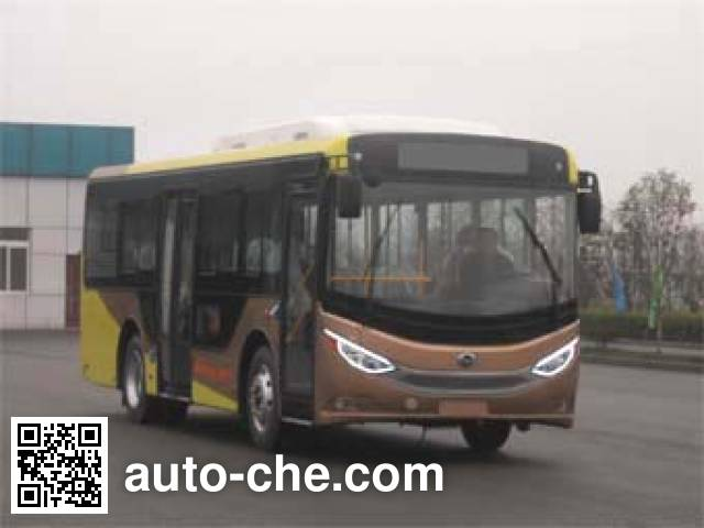 Hengtong Coach CKZ6851HBEVC electric city bus