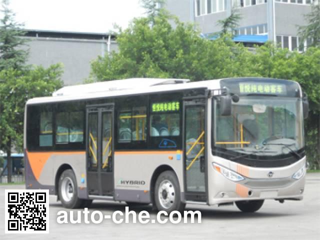 Hengtong Coach CKZ6851HBEVF electric city bus