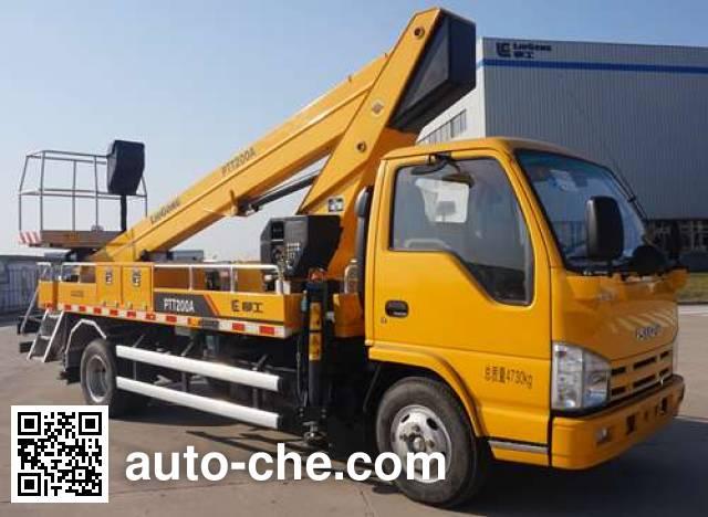 Liugong CLG5050JGKD aerial work platform truck