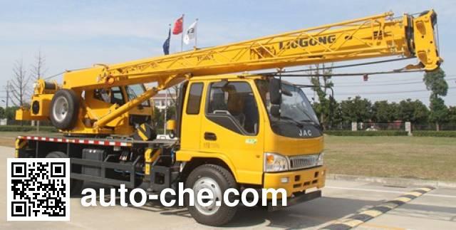 Liugong CLG5111JQZ8 truck crane