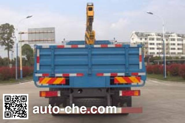 Liugong CLG5161JSQDF truck mounted loader crane