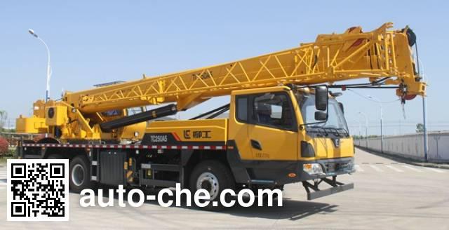 Liugong CLG5331JQZ25 truck crane