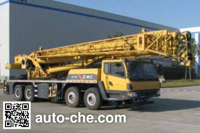 Liugong CLG5414JQZ50 truck crane