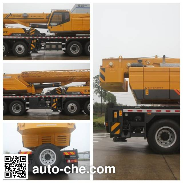Liugong CLG5421JQZ55 truck crane