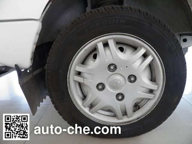 Haoyu CLP5020CCYBEV electric stake truck