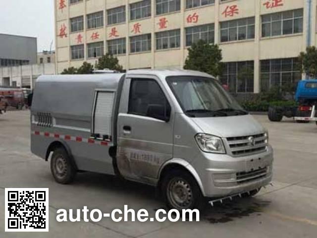 Chufei CLQ5020GQX5XK street sprinkler truck