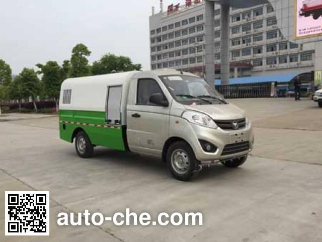 Chufei CLQ5030TXQ5BJ wall washer truck