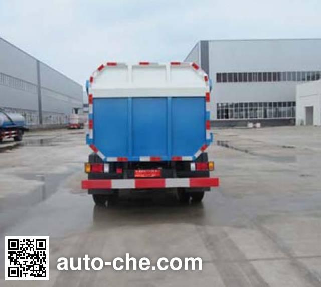 楚飞牌CLQ5040ZZZ4自装卸式垃圾车