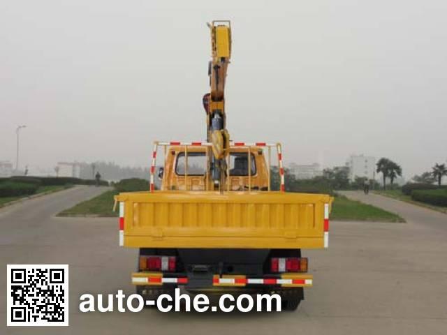Chufei CLQ5060JSQ4JX truck mounted loader crane