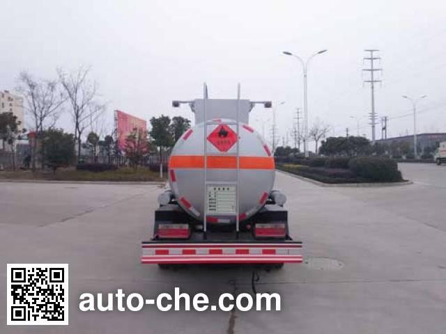 Chufei CLQ5070GRY5E flammable liquid tank truck