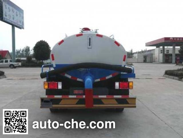 Chufei CLQ5070GXE4NJ suction truck