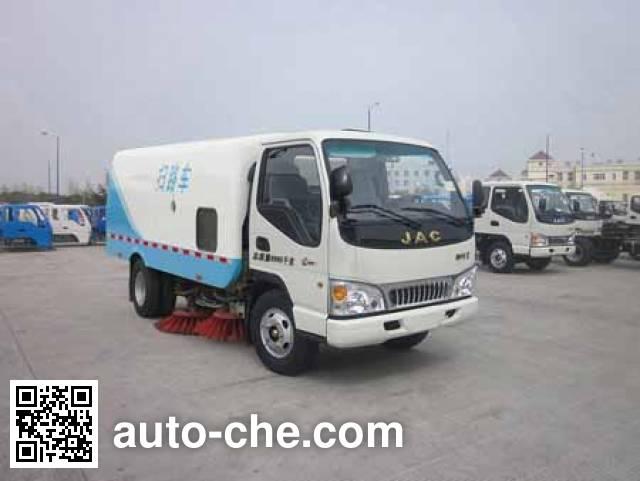 Chufei CLQ5070TSL4HFC street sweeper truck