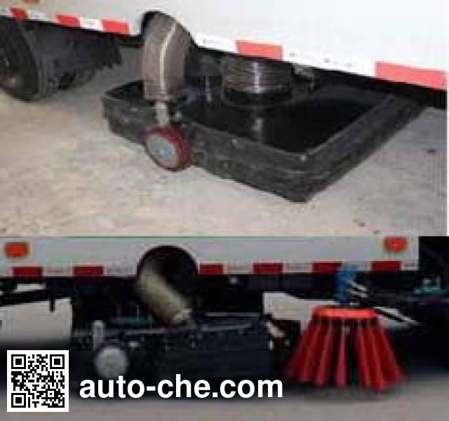 Chufei CLQ5070TSL4Q street sweeper truck
