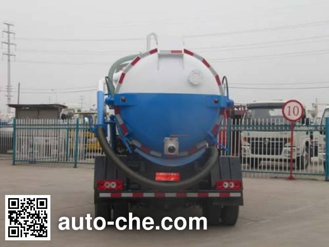Chufei CLQ5080GXW4BJ sewage suction truck