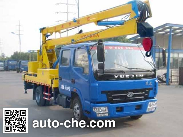 Chufei CLQ5080JGK4NJ aerial work platform truck