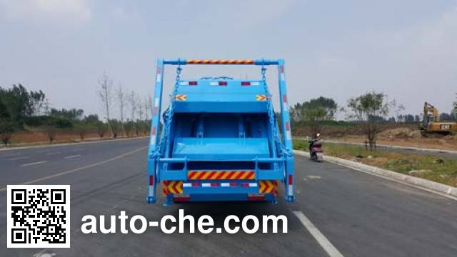 Chufei CLQ5110ZYS4 garbage compactor truck