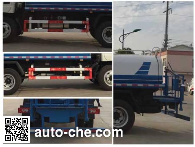 Chufei CLQ5120GPS5BJ sprinkler / sprayer truck