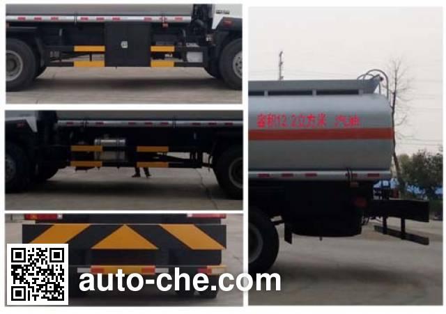 Chufei CLQ5160GJY4ZZ fuel tank truck