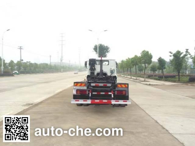 Chufei CLQ5160ZXX5ZZ detachable body garbage truck